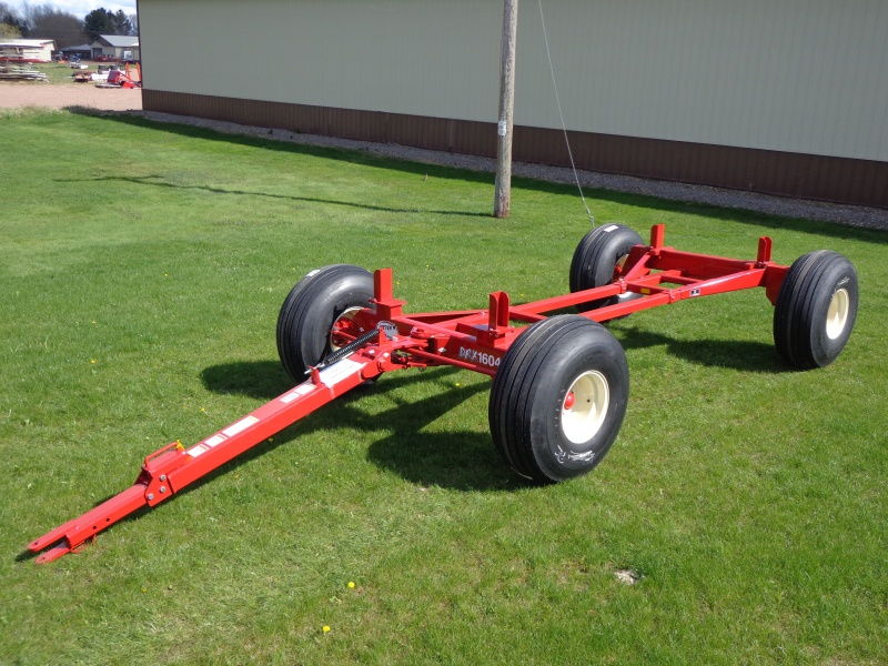Wagon Gear / Single Axle