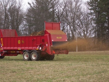 Meyer Poultry Litter Spreaders Meyer Manufacturing