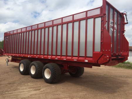 XTSS4500+ Tridem Trailer / Suspension Steer Trailer - 45 Ton