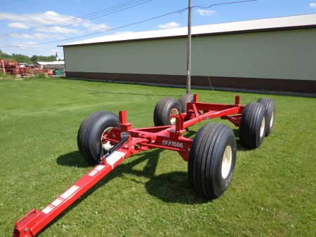 Wagon Gear / Tandem Axle | Meyer Manufacturing Corporation